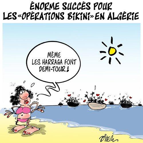 """Spécial """"Des supposées """"opérations bikini"""" en Algérie, buzz de l'été..."""" - Image n° 2/2 !..."""