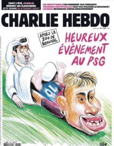 CHARLIE HEBDO !...
