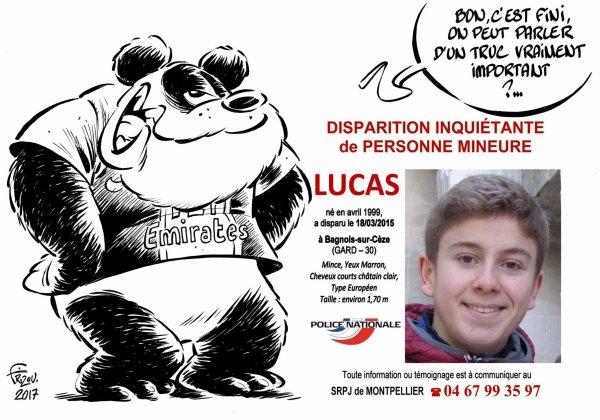 """Spécial """"Disparition mystérieuse du petit Lucas..."""" - Image n° 2/2 !..."""