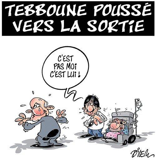"""Spécial """"Algérie : De graves divisions minent le nouveau gouvernement..."""" - Image n° 2/2 !..."""