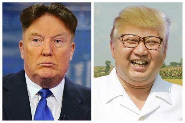 """Spécial """"Donald Trump et Kim Jong-Un..."""" - Image n° 2/3 !..."""