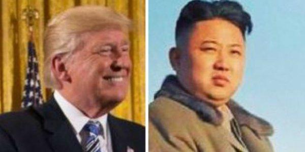 """Spécial """"Donald Trump et Kim Jong-Un..."""" - Image n° 1/3 !..."""