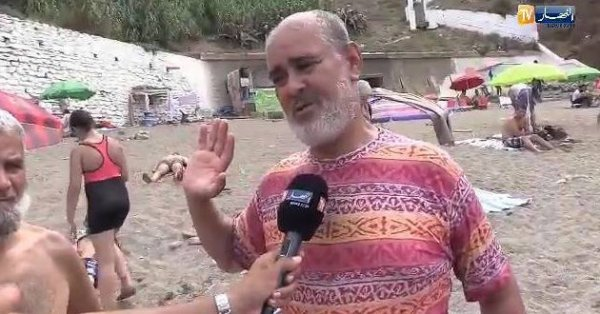 """Spécial """"Des plages exclusivement Islamistes (salafistes) en Algérie..."""" - Image n° 1/2 !..."""