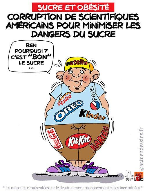 """Spécial """"Sucre : corruption de scientifiques américains..."""" - Image n° 2/2 !..."""