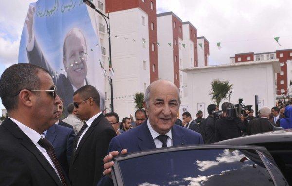 """Spécial """"Algérie : Le Premier ministre Tebboune limogé..."""" - Image n° 1/2 !..."""