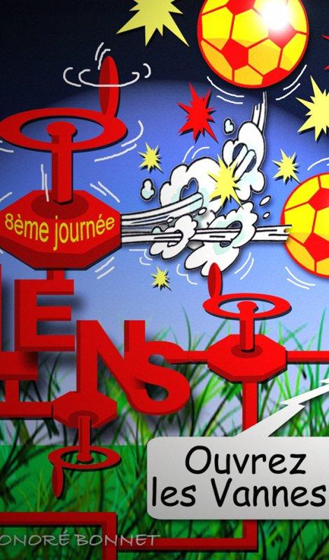 """Spécial """"Fin de série pour le RC LENS !..."""" - Image n° 1/3 !..."""