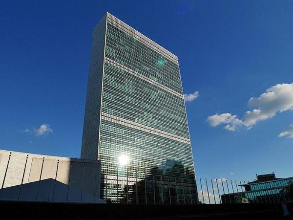 """Spécial """"L'Assemblée générale des Nations unies s'ouvre à New York..."""" - Image n° 1/2 !..."""