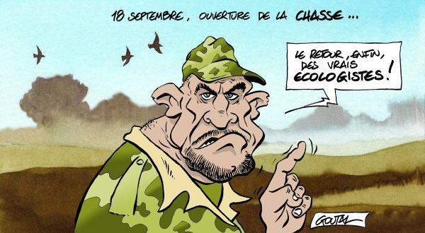 """Spécial """"Différentes catégories de chasseurs..."""" - Image n° 5/5 !..."""