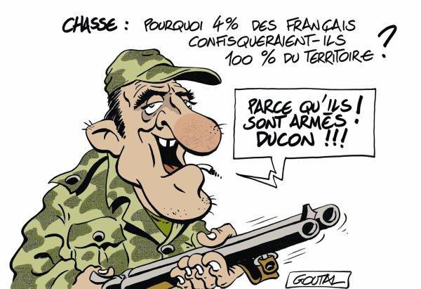"""Spécial """"Différentes catégories de chasseurs..."""" - Image n° 4/5 !..."""