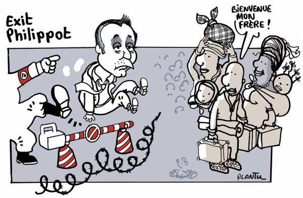 """Spécial """"Florian Philippot quitte le FN..."""" - Image n° 2/2 !..."""