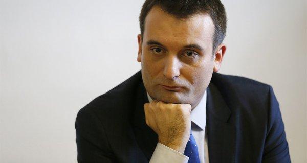 """Spécial """"Florian Philippot quitte le FN..."""" - Image n° 1/2 !..."""