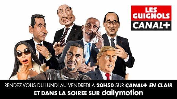 LES GUIGNOLS DE CANAL+ !...