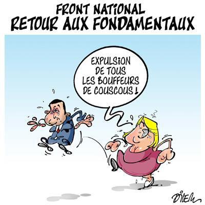 """Spécial """"Front national : le retour aux fondamentaux..."""" - Image n° 2/2 !..."""