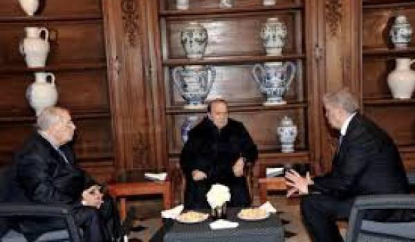 """Spécial """"Comment Abdelaziz Bouteflika prépare sa succession..."""" - Image n° 1/2 !..."""