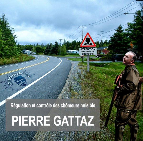"""Spécial """"Pierre Gattaz CHASSE AU NUISIBLE..."""" - Image n° 2/2 !..."""