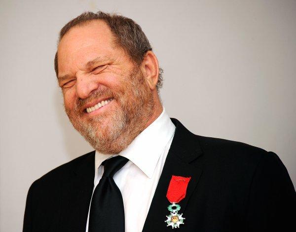 """Spécial """" La Légion d'honneur de Harvey Weinstein..."""" - Image n° 1/2 !..."""