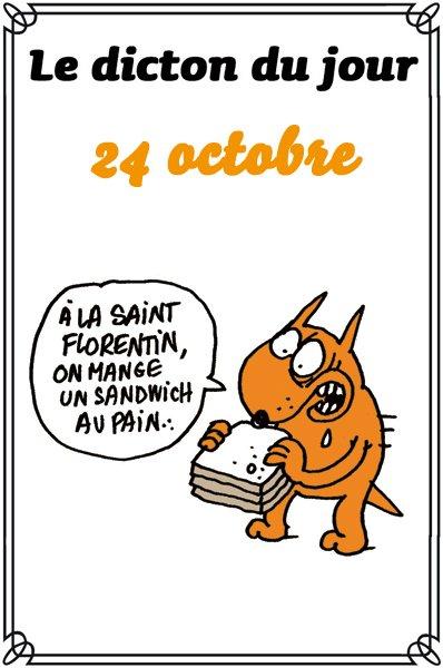 LE DICTON DU JOUR DE CHARLIE HEBDO !...