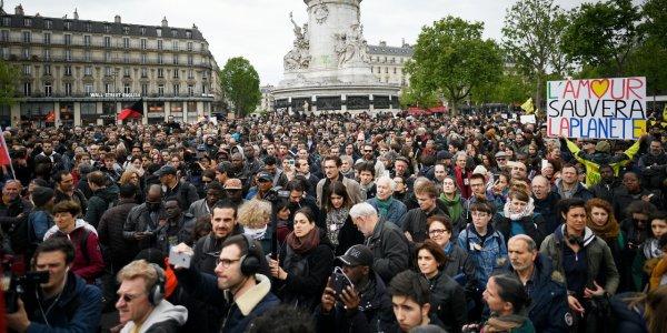 """Spécial """"4ème manif contre la politique Macron..."""" - Image n° 1/2 !..."""