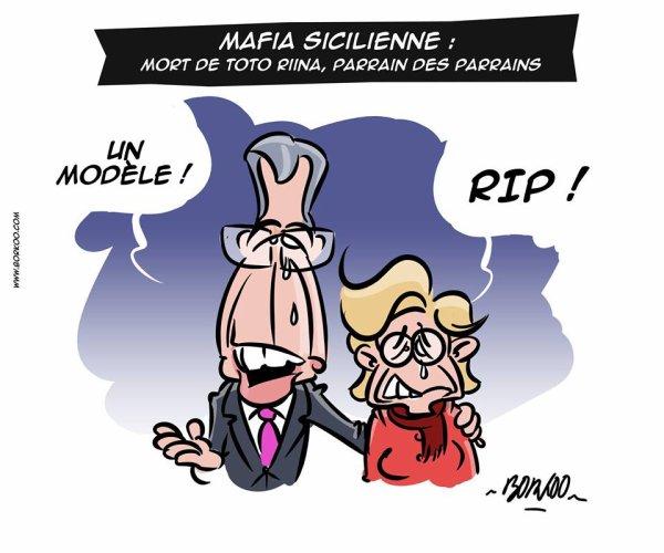 """Spécial """"LA MAFIA EN DEUIL..."""" - Image n° 3/3 !..."""