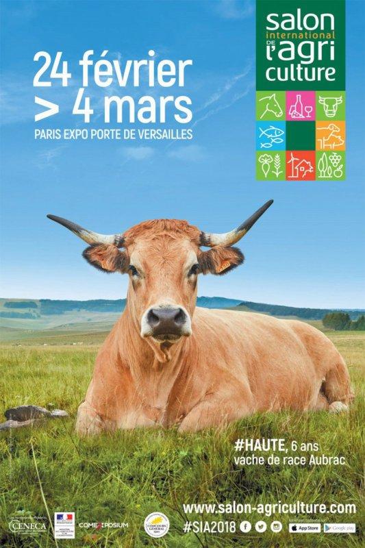 Salon de l'Agriculture de Paris 2018 !...