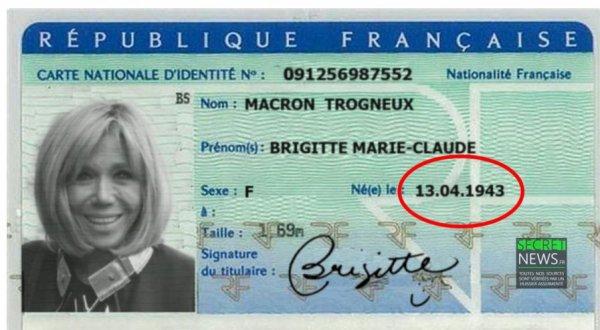 Brigitte Macron a-t-elle menti sur son âge ?...