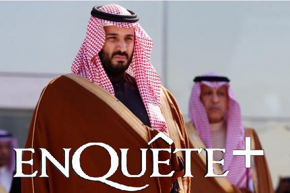 """Spécial """"Opération anti-corruption en Arabie Saoudite..."""" - Image n° 1/2 !..."""