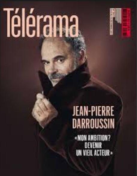 """La """"UNE"""" de Télérama du 9 décembre 2017 !..."""