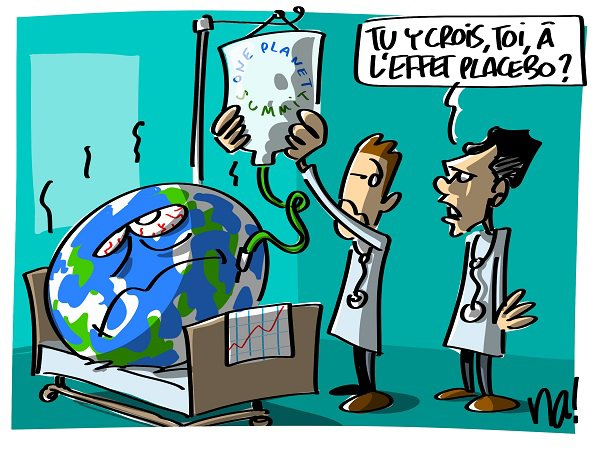 """Spécial """"One Planet Summit..."""" - Image n° 2/2 !..."""