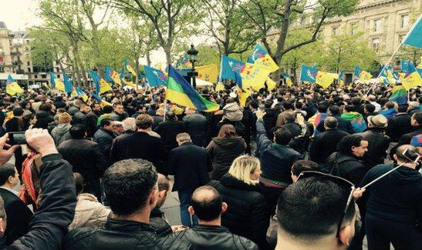 """Spécial """"Manifestation pour la reconnaissance d'un état Kabyle..."""" - Image n° 1/2 !..."""