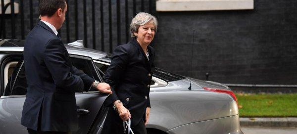 """Spécial """"Brexit : la dernière chance de Theresa May..."""" - Image n° 1/2 !..."""