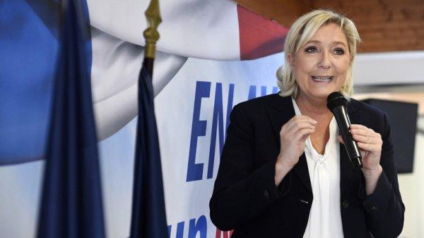 """Spécial """"Marine Le Pen lance un « emprunt patriotique »..."""" - Image n° 1/2 !..."""