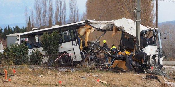 """Spécial """"Accident ferroviaire à Millas..."""" - Image n° 1/2 !..."""