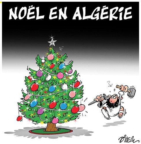 """Spécial """"Algérie : dégâts co-latéraux, dus à l'utilisation intensive du marteau et du burin..."""" - Image n° 2/2 !..."""