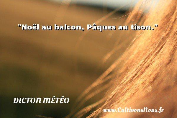 """Spécial """"Noël au balcon, Pâques au tison..."""" - Image n° 1/2 !..."""