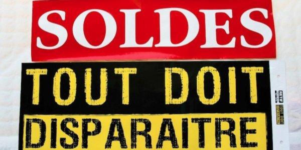 """Spécial """"PS & SOLDES, même combat : tout doit disparaître..."""" - Image n° 2/3 !..."""