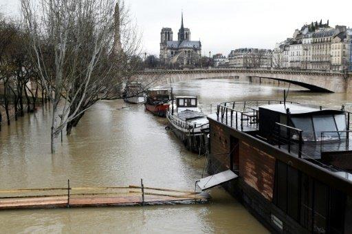 "Spécial ""La France en crue..."" - Image n° 1/2 !..."