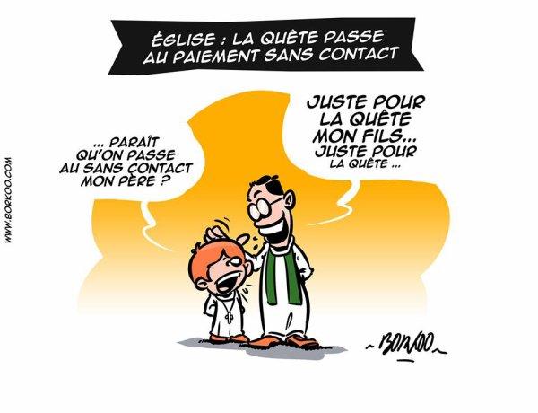"""Spécial """"Quête & pédophilie dans l'église française..."""" - Image n° 3/3 !..."""