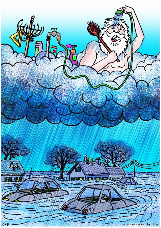 "Spécial ""Les petits noirs d'Erby Kezako - R*B -  Les inondations & Mac Mahon..."" - Image n° 4/4 !..."
