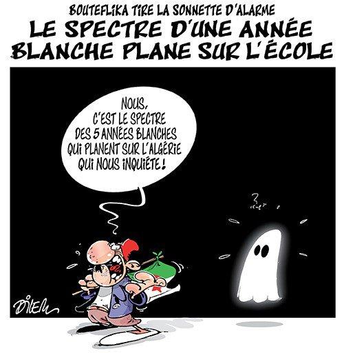 """Spécial """"Quand le spectre d'une année blanche plane sur..."""" - Image n° 2/2 !..."""
