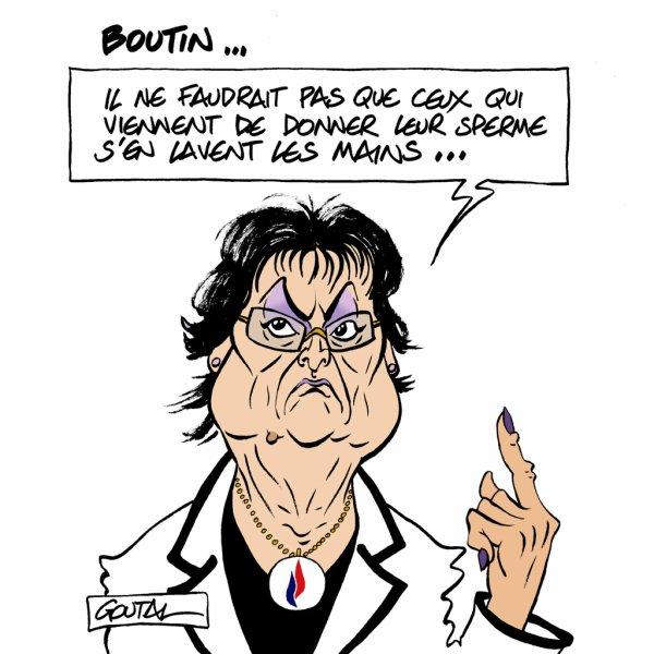 Special Christine Boutin La Championne Des Citations Tres Droles Image N 3 3 Le Blog Des Images Droles Insolites