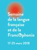 """Spécial """"C'EST LA SEMAINE DE LA FRANCOPHONIE..."""" - Image n° 1/4 !..."""