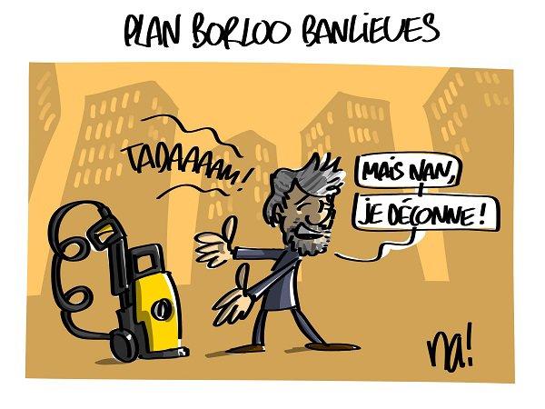"Spécial ""Plan Borloo banlieues..."" - Image n° 2/2 !..."
