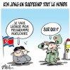 """Spécial """"Kim Jong-Un surprend tout le monde..."""" - Image n° 2/2 !..."""