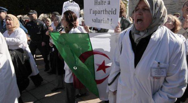 "Spécial ""Se soigner en Algérie..."" - Image n° 1/2 !..."