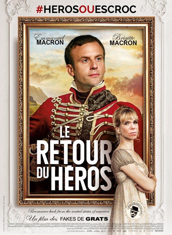 """Spécial """"Emmanuel Macron LE RETOUR..."""" - Image n° 2/2 !..."""