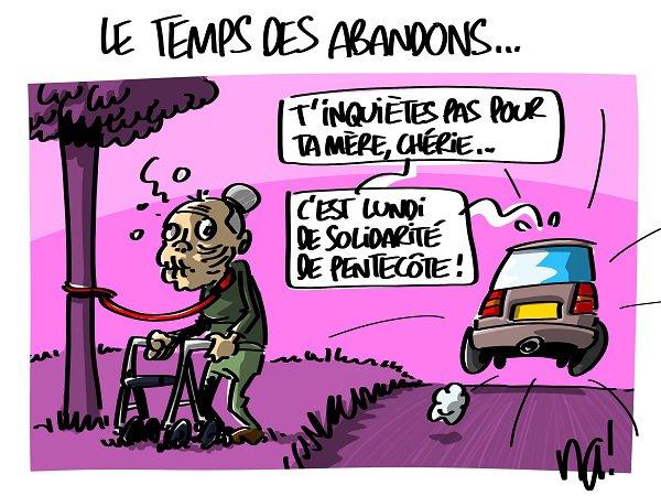 """Spécial """"La journée de la solidarité..."""" - Image n° 3/3 !..."""