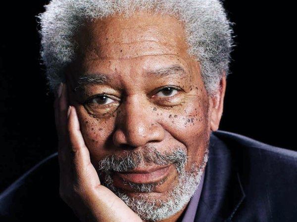 """Spécial """"Morgan Freeman, au sujet de l'homophobie..."""" - Image n° 1/3 !..."""