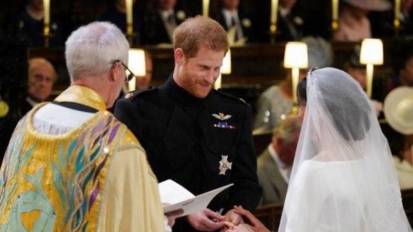 "Spécial ""Mariage princier d'harry & Meghan..."" - Image n°1/2 !..."