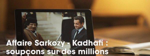 """Spécial """"Affaire Sarkozy-Kadhafi... - Croisons-les, ils se ressemblent"""" - Image n° 1/4 !..."""