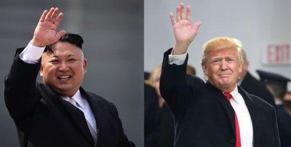 "Spécial ""Trump va-t-il rencontrer Kim Jong-un ?..."" - Image n° 2/3 !..."